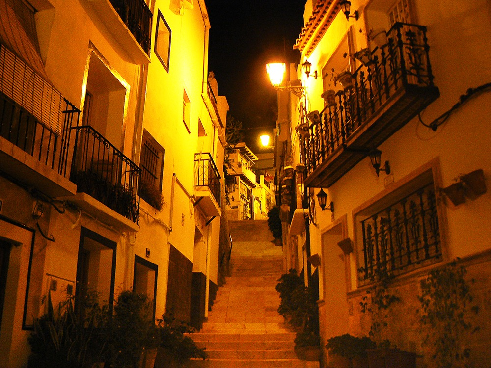 NIGHT TOUR ALICANTE